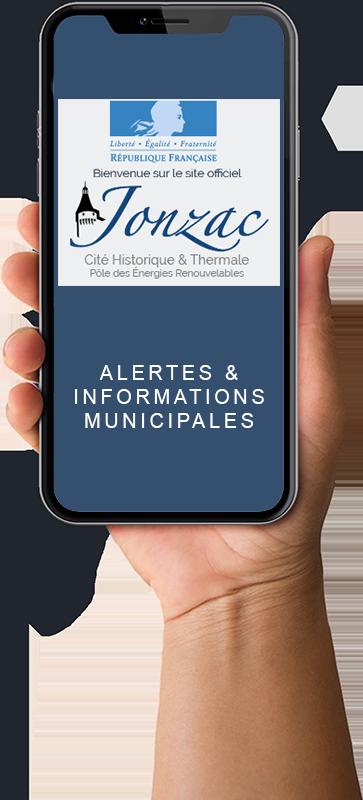 Alertes & informations municipales